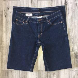 🆕 Banana Republic Classic Boot Cut Jeans Size 8